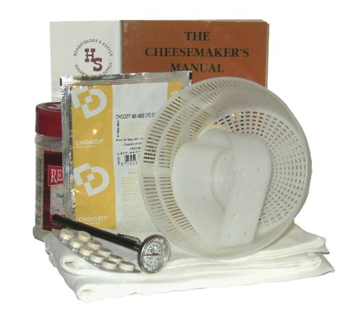 Cheese Making Kit for Soft Cheese