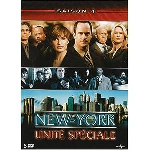 New York unite speciale: L'integrale saison 4 - Coffret 6 DVD [Import belge