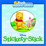 Stickety - Stick (Pooh Adorables) (0736422811) by RH Disney