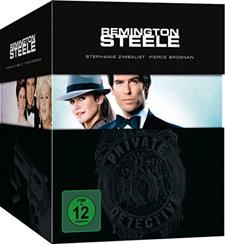 Remington Steele - Die komplette Serie (exklusiv bei Amazon.de) (Limited Collector's Edition) [30 DVDs]