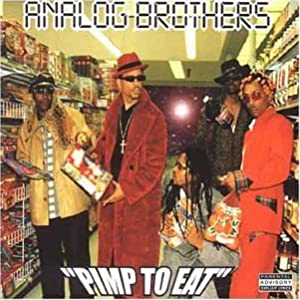"Cover of ""Pimp to Eat"""