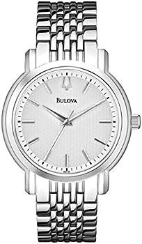 Bulova Stainless Steel Men's Watch