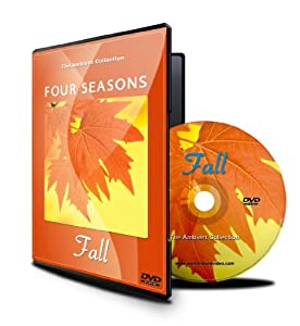 Nature DVD - Four Seasons - Fall with Natural Sounds