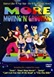 Moving 'N' Grooving 2 - Pop Dance, fun and fit for Kids [DVD]