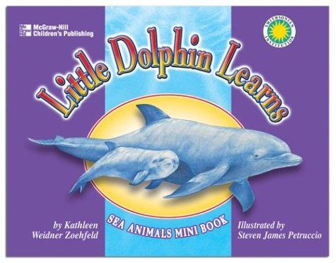Little Dolphin Learns, Weidner Zoehfeld, Kathleen