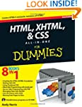 HTML, XHTML and CSS All-In-One For Du...