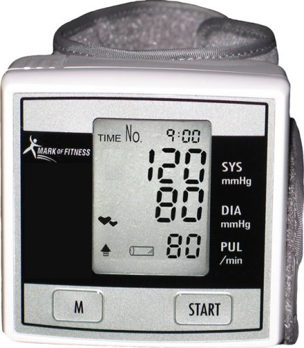 Cheap Mark of Fitness MF-83 Wrist Blood Pressure Monitor (MF83)