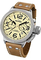 TW Steel Mens Watch Chronograph Canteen CS13