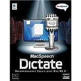 Dictatepar MacSpeech