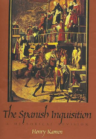 Image for Spanish Inquisition : A Historical Revision