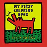My First Coloring Book (1881270610) by Keith Haring
