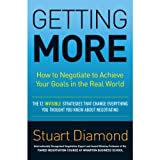 img - for Getting More: How to Negotiate to Achieve Your Goals in the Real World book / textbook / text book