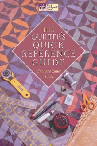 The Quilter's Quick Reference Guide (That Patchwork Place) (Quick Quilter compare prices)