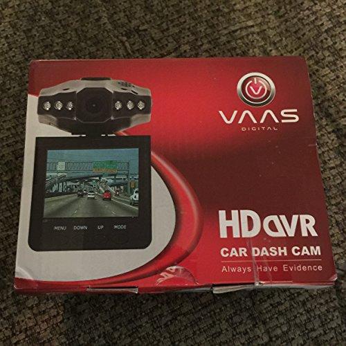 Vaas Digital Hd DVR Car Dash CAM (Car Dash Camera Vaas compare prices)