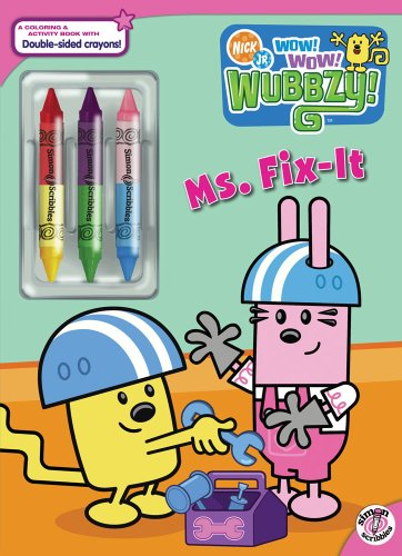 Nick jr games wow wow wubbzy