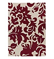 Floral Damask Rug