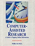 img - for Computer-Assisted Research book / textbook / text book