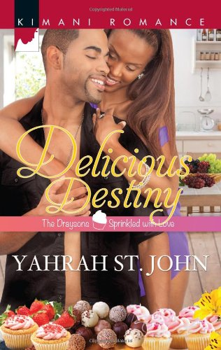 Image of Delicious Destiny (Harlequin Kimani Romance\The Draysons: S)