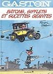 Gaston Lagaffe HS 03  B�tons, sifflet...