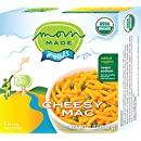 Mom Made Foods Cheesy Mac Meal, 7-Ounce Boxes (Pack of 8)