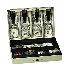 PM Company 997315 Combination Cash Box