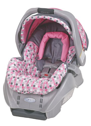 Graco Snugride Infant Car Seat, Ally