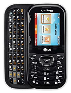 LG VN251 - COSMOS 2 - Verizon Wireless Slider Keyboard Bluetooth Cell Phone (Certified Refurbished)