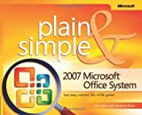 img - for 2007 Microsoft? Office System Plain & Simple by Jerry Joyce (2007-02-07) book / textbook / text book