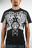 Affliction - Mens Negative Rev. T-Shirt In Black