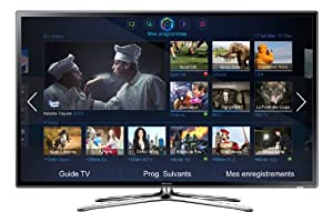 Samsung UE40F6320 40-inch Widescreen Full HD 1080p Smart 3D LED TV with Built-In Wi-Fi and Freeview