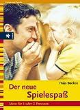 img - for Der gro e Spielespa . Neue Ideen f r 1 oder 2 Personen. book / textbook / text book