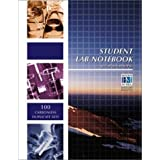 Student Lab Notebook: 100 Spiral Bound duplicate pages ~ Hayden-McNeil Publishers