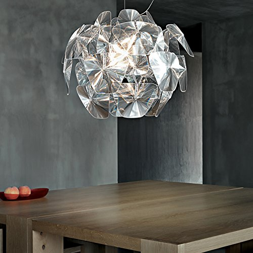 Lightinthebox Modern 1-Light Artistic Acryl Pendant Light, Ceiling Light Fixture Fit For Game Room, Dining Room, Bedroom