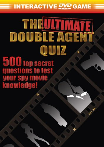 The Ultimate Double Agent Quiz [Interactive DVD]