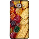 FUSON Designer Back Case Cover For Samsung J7 Max G615F/DS, Samsung Galaxy On Max, Samsung Galaxy J7 Max (Cranberries Ingredients Assortment Nutrition Collection Ingredient Beautiful Vegetarian)