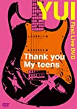 YUI DVD 「Thank you My teens」