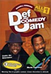 Vol1: Def Comedy Jam More All