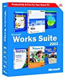 Microsoft Works Suite 2003 [OLD VERSION]