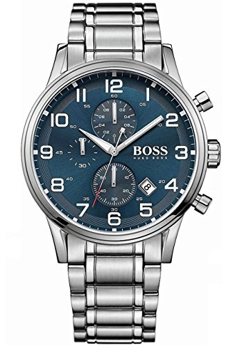 Hugo Boss Black Aeroliner Mens Multi-Functional Watch 1513183