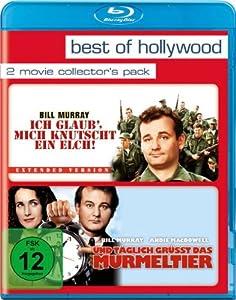 Ich glaub' mich knutscht ein Elch/Und täglich grüßt das Murmeltier - Best of Hollywood/2 Movie Collector's Pack [Blu-ray]