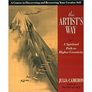 The Artist's Way: A Spiritual Path to Higher Creativity (Inner Workbook)
