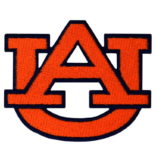 Auburn Tigers Logo I Embroidered Iron Patches at Amazon.com