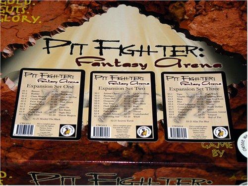 Pit Fighter: Fantasy Arena Expansion Set One - Buy Pit Fighter: Fantasy Arena Expansion Set One - Purchase Pit Fighter: Fantasy Arena Expansion Set One (Pit Fighter, Toys & Games,Categories,Games,Board Games)