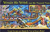 Wanda the Witch and the Magical Maze: Can You Find Your Way Through the Maze to Wanda's Party? (Childrens Maze Puzzles)