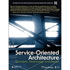 Service Oriented Architecture on Service Oriented Architecture  Soa   Text Only  By T Erl   N A