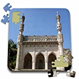 Angelique Cajam India - Fort Gloconda views landscape - 10x10 Inch Puzzle (pzl_26795_2)