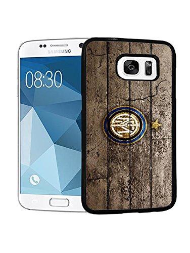 Samsung Galaxy S7 Cell Phone Inter Milan Logo Skin New Style for Woman Galaxy S7 CustodiaCase Inter Milan Logo Football Club Samsung S7 Cabina telefonica