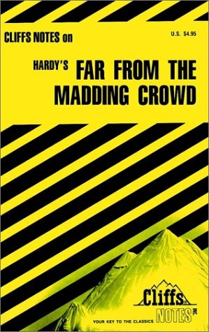Image for Cliffsnotes Far from the Madding Crowd (Cliffs notes)