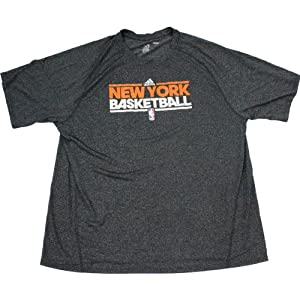 Bill Walker Shirt - NY Knicks 2011-2012 Season Game Used Charcoal Nueva York Short... by Steiner Sports