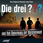 Die drei ??? und das Geheimnis der Geisterinsel (       ungekürzt) von Ulf Blanck Gesprochen von: Asad Schwarz-Msesilamba, Valentin Stilu, Nicolas Artajo